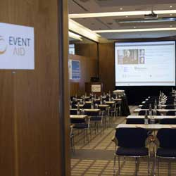 EventAid: Prague Conference 2016